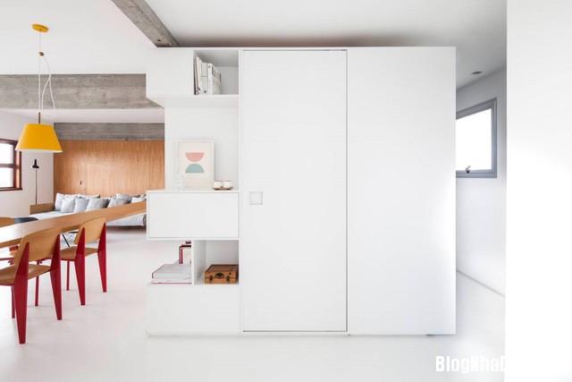 25 Thiết kế tối giản bỏ bớt tường khiến nhà 96 m2 trở nên thật rộng rãi