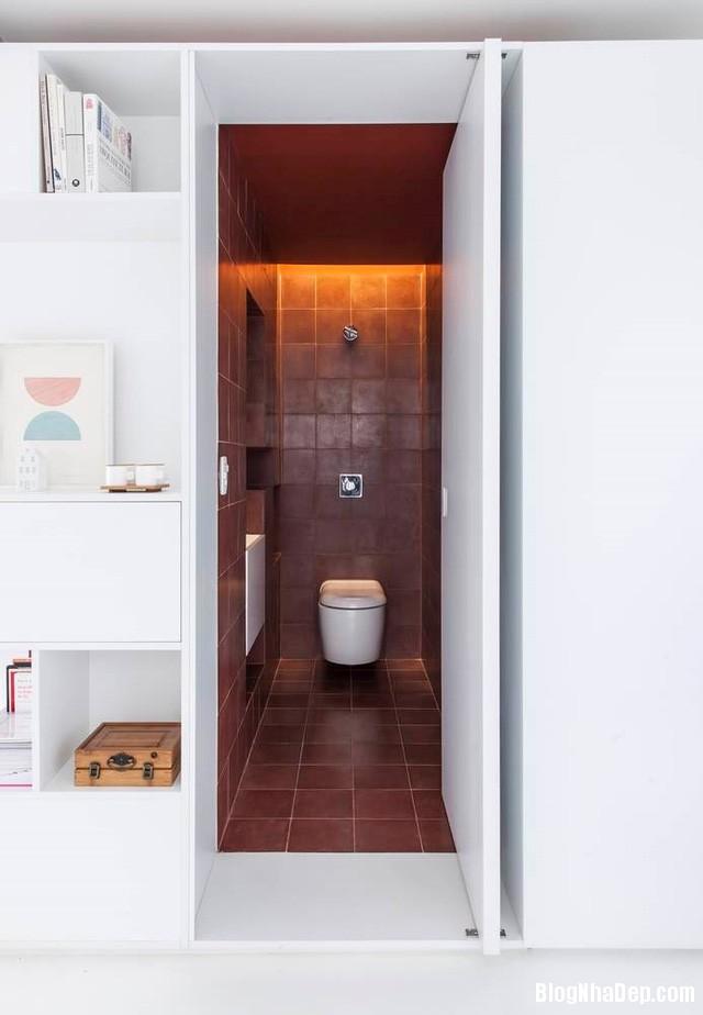 45 Thiết kế tối giản bỏ bớt tường khiến nhà 96 m2 trở nên thật rộng rãi