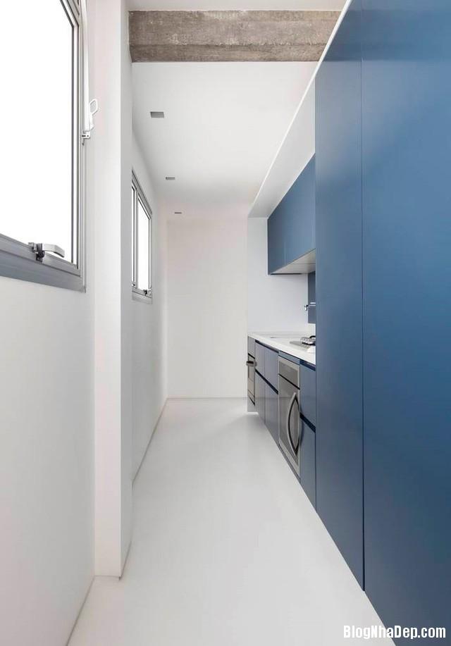 54 Thiết kế tối giản bỏ bớt tường khiến nhà 96 m2 trở nên thật rộng rãi