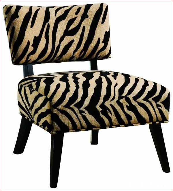 nha dep hon nho ghe boc da in hoa tiet 004 Những mẫu ghế da họa tiết sang trọng cho không gian phòng khách