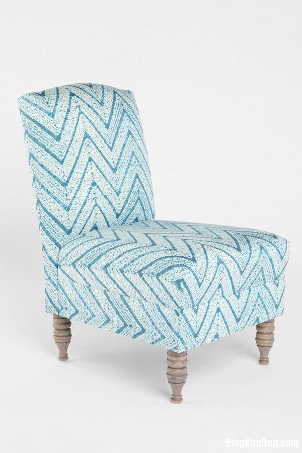 nha dep hon nho ghe boc da in hoa tiet 007 Những mẫu ghế da họa tiết sang trọng cho không gian phòng khách