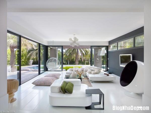 ghe treo 10 Bài trí ghế treo bong bóng cho không gian phòng khách thêm lãng mạn