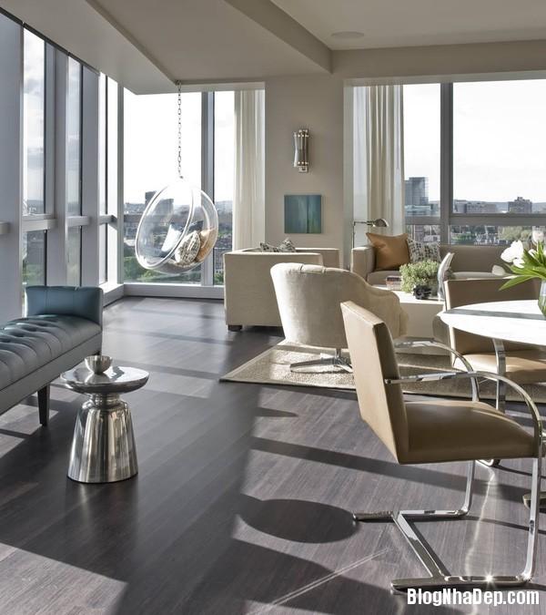 ghe treo 4 Bài trí ghế treo bong bóng cho không gian phòng khách thêm lãng mạn