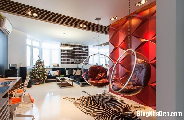 ghe treo 7 Bài trí ghế treo bong bóng cho không gian phòng khách thêm lãng mạn