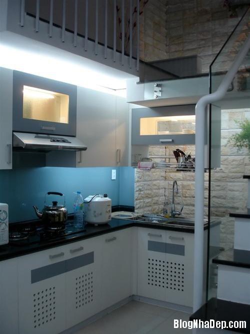 20140715082313337 Cách bài trí căn bếp mùa hè thoáng đãng và hiện đại