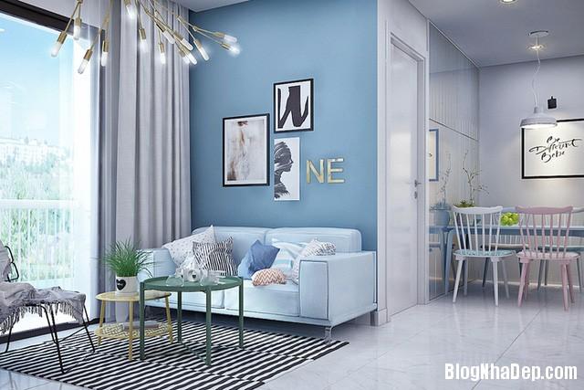 36 Thiết kế căn hộ 82 m2 thoáng mát cho gia đình trẻ ở Sài Gòn
