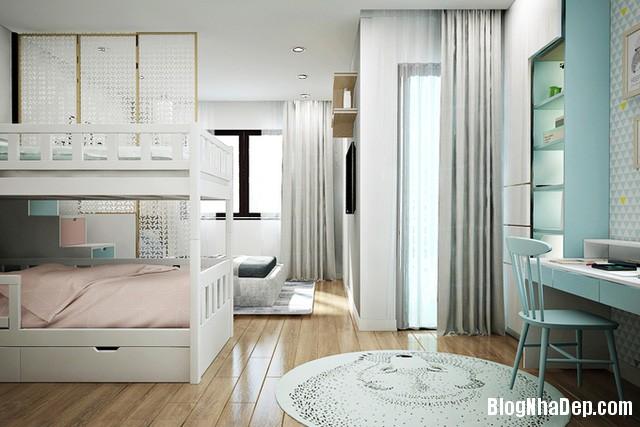 67 Thiết kế căn hộ 82 m2 thoáng mát cho gia đình trẻ ở Sài Gòn