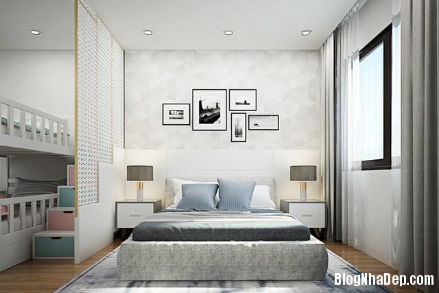 77 Thiết kế căn hộ 82 m2 thoáng mát cho gia đình trẻ ở Sài Gòn