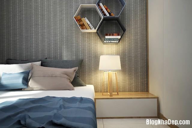 95 Thiết kế căn hộ 82 m2 thoáng mát cho gia đình trẻ ở Sài Gòn