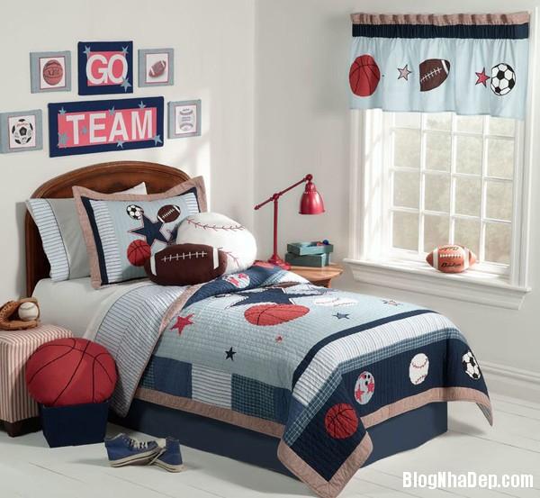 d4df039eabddc1abc1e411c778dcdd7b Không gian phòng ngủ ấm cúng siêu cute cho bé trai