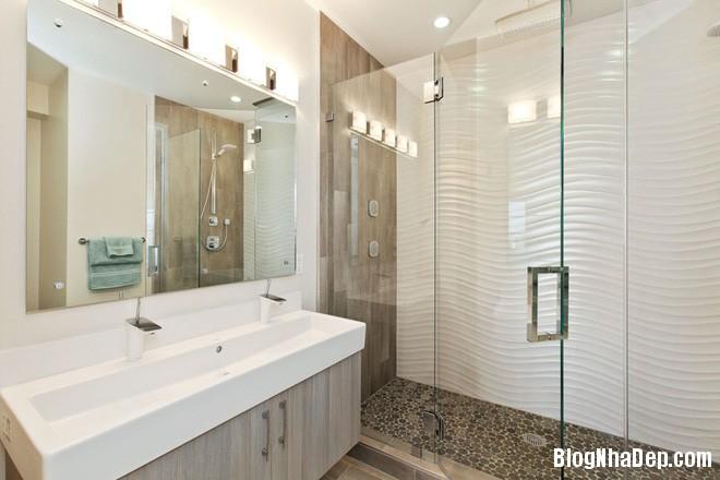img20170614085142734 Sáng bừng không gian phòng tắm với gạch đá lát tường 3D