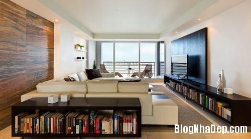 153448baoxaydung image002 Trang trí bức tường gỗ cho không gian phòng khách thêm ấm áp