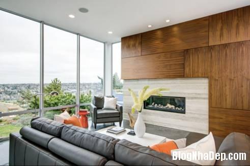 153450baoxaydung image015 Trang trí bức tường gỗ cho không gian phòng khách thêm ấm áp