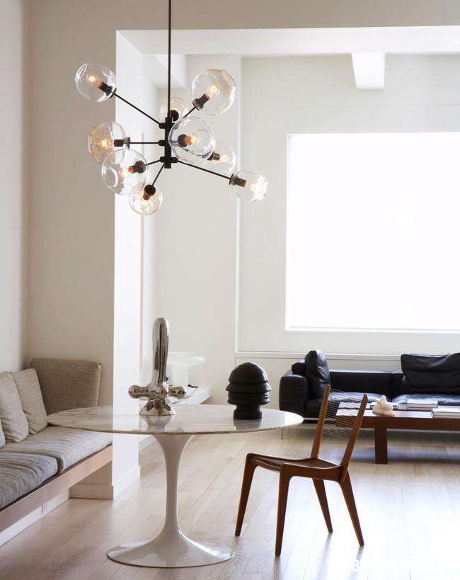 417 Thiết kế bàn tròn đẹp mắt cho không gian bếp nhỏ