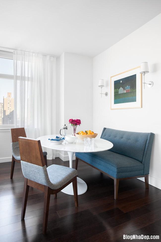 614 Thiết kế bàn tròn đẹp mắt cho không gian bếp nhỏ
