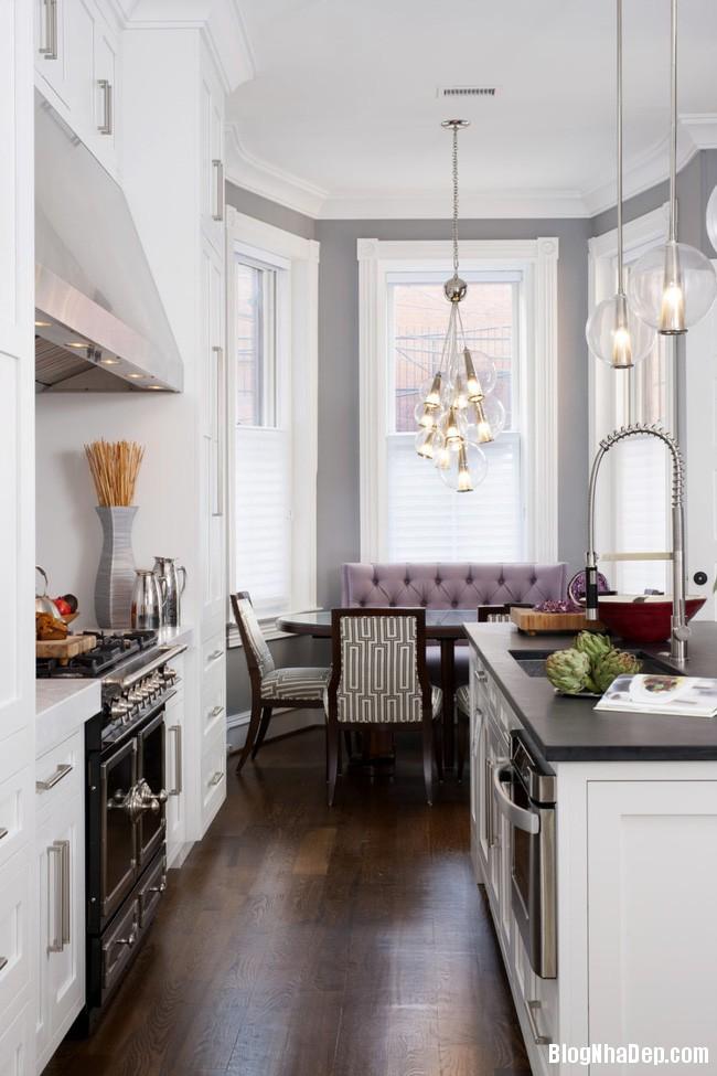 713 Thiết kế bàn tròn đẹp mắt cho không gian bếp nhỏ