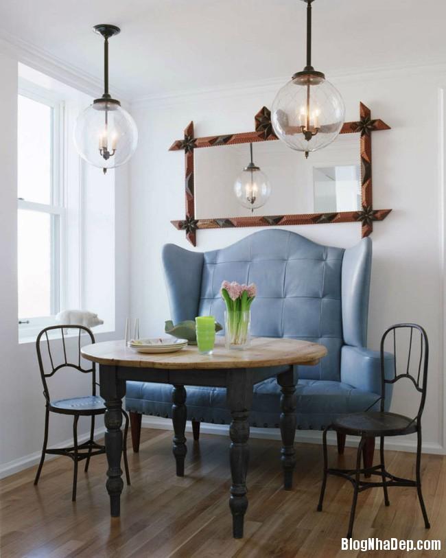 812 Thiết kế bàn tròn đẹp mắt cho không gian bếp nhỏ