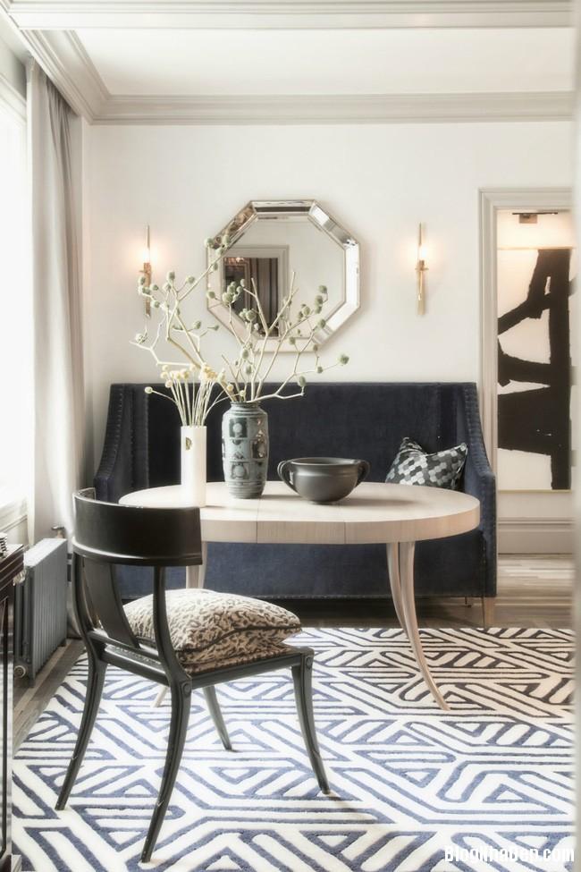 912 Thiết kế bàn tròn đẹp mắt cho không gian bếp nhỏ
