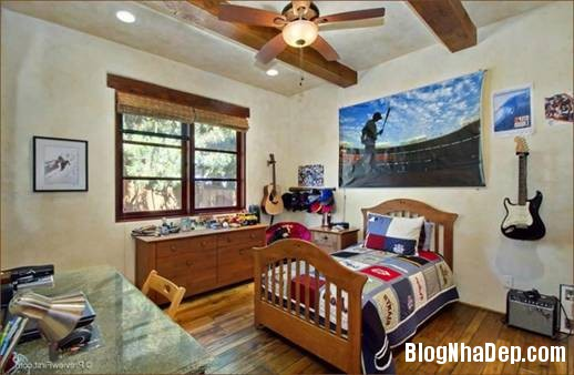 144728baoxaydung image001 Tạo niềm vui bất ngờ cho bé với mẫu phòng ngủ chủ đề bãi biển siêu đáng yêu