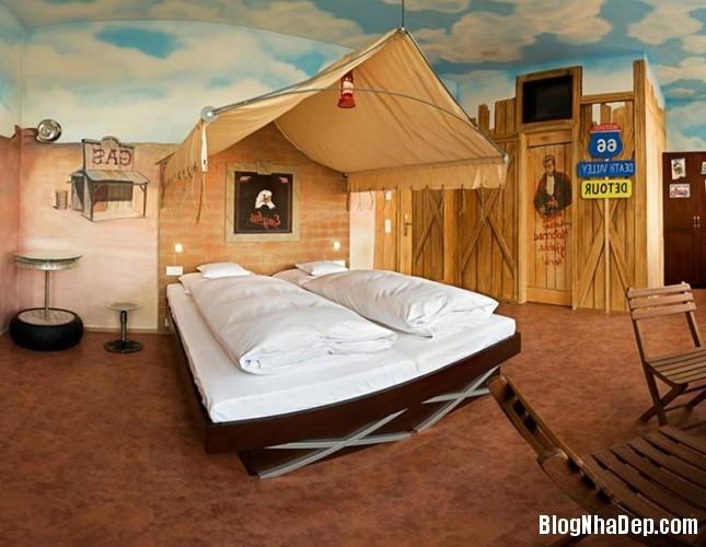 144728baoxaydung image002 Tạo niềm vui bất ngờ cho bé với mẫu phòng ngủ chủ đề bãi biển siêu đáng yêu