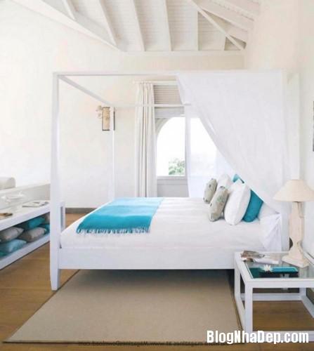 144729baoxaydung image009 Tạo niềm vui bất ngờ cho bé với mẫu phòng ngủ chủ đề bãi biển siêu đáng yêu