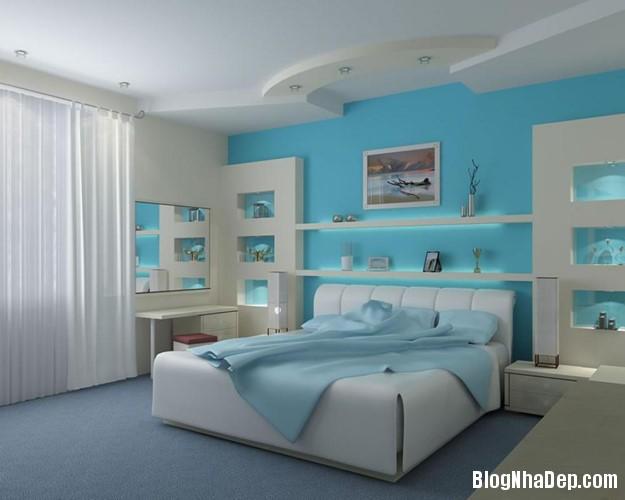 144729baoxaydung image013 Tạo niềm vui bất ngờ cho bé với mẫu phòng ngủ chủ đề bãi biển siêu đáng yêu
