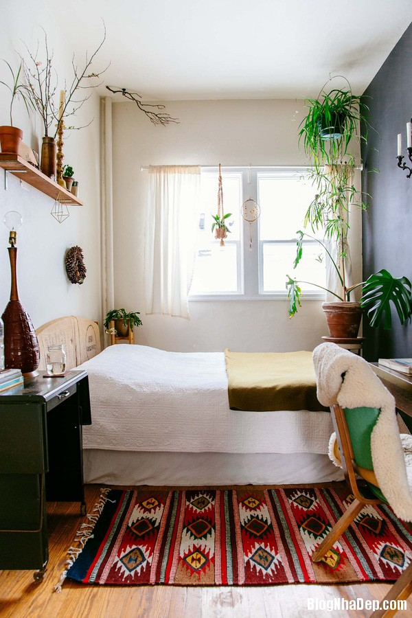 524 Cách bài trí đẹp mắt cho không gian phòng ngủ nhỏ