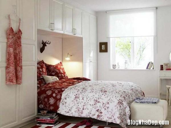 720 Cách bài trí đẹp mắt cho không gian phòng ngủ nhỏ