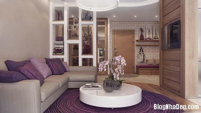 082203 1 large Mẫu căn hộ 1 phòng ngủ đẹp ấm cúng pha chút lãng mạn