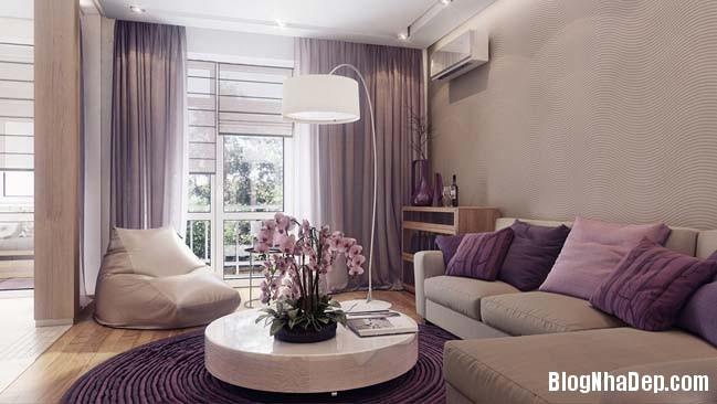 082203 2 large Mẫu căn hộ 1 phòng ngủ đẹp ấm cúng pha chút lãng mạn