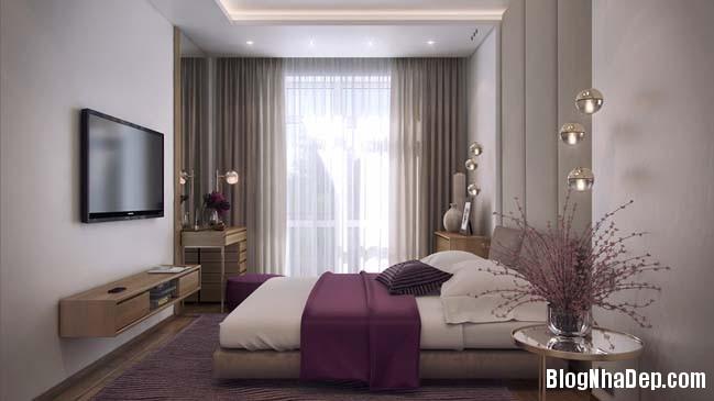 082215 10 large Mẫu căn hộ 1 phòng ngủ đẹp ấm cúng pha chút lãng mạn