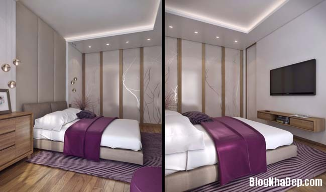 082215 8 large Mẫu căn hộ 1 phòng ngủ đẹp ấm cúng pha chút lãng mạn
