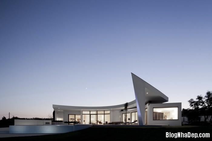 colunata house by mario martins 06 Colunata House / Ngôi nhà đơn giản mà sang trọng ở Lagos, Bồ Đào Nha