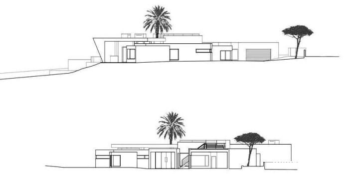 colunata house by mario martins 21 Colunata House / Ngôi nhà đơn giản mà sang trọng ở Lagos, Bồ Đào Nha