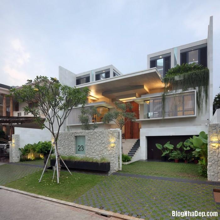1296059086 01 03 static house tws 19112010 Nhà Static House ở Jakarta, Indonesia