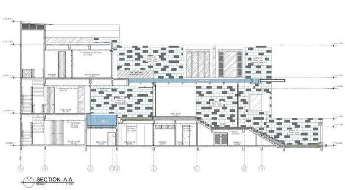 1296059480 section a Nhà Static House ở Jakarta, Indonesia