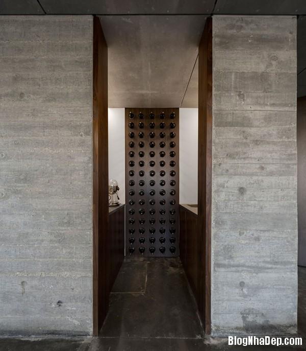 Mau Nha 2 Tang Dep 29308 Mẫu Nhà Đẹp Với Tường Bằng Bê Tông Ở Lisbon, Bồ Đào Nha