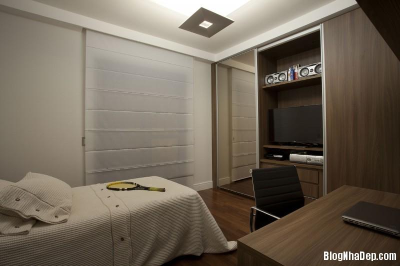 Mau Nha Dep 2 Tang 15006 Mẫu nhà đẹp 2 tầng hiện đại Residencia DF với nội thất tinh tế