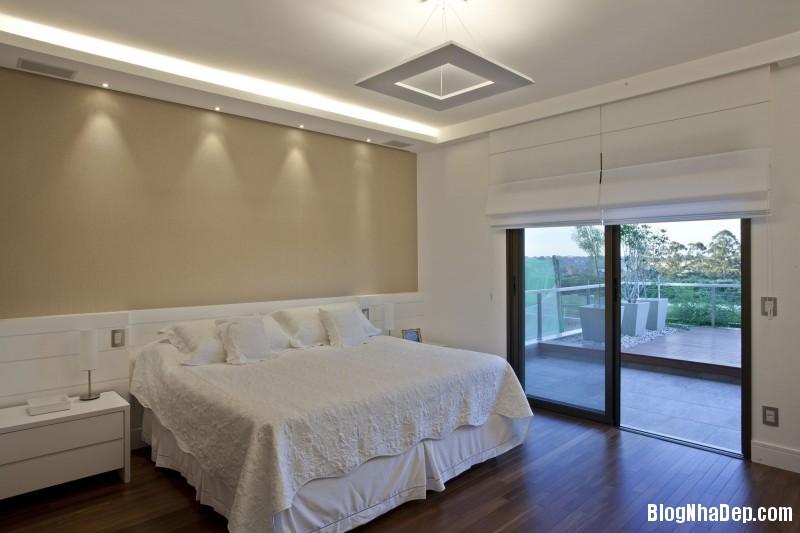 Mau Nha Dep 2 Tang 15009 Mẫu nhà đẹp 2 tầng hiện đại Residencia DF với nội thất tinh tế