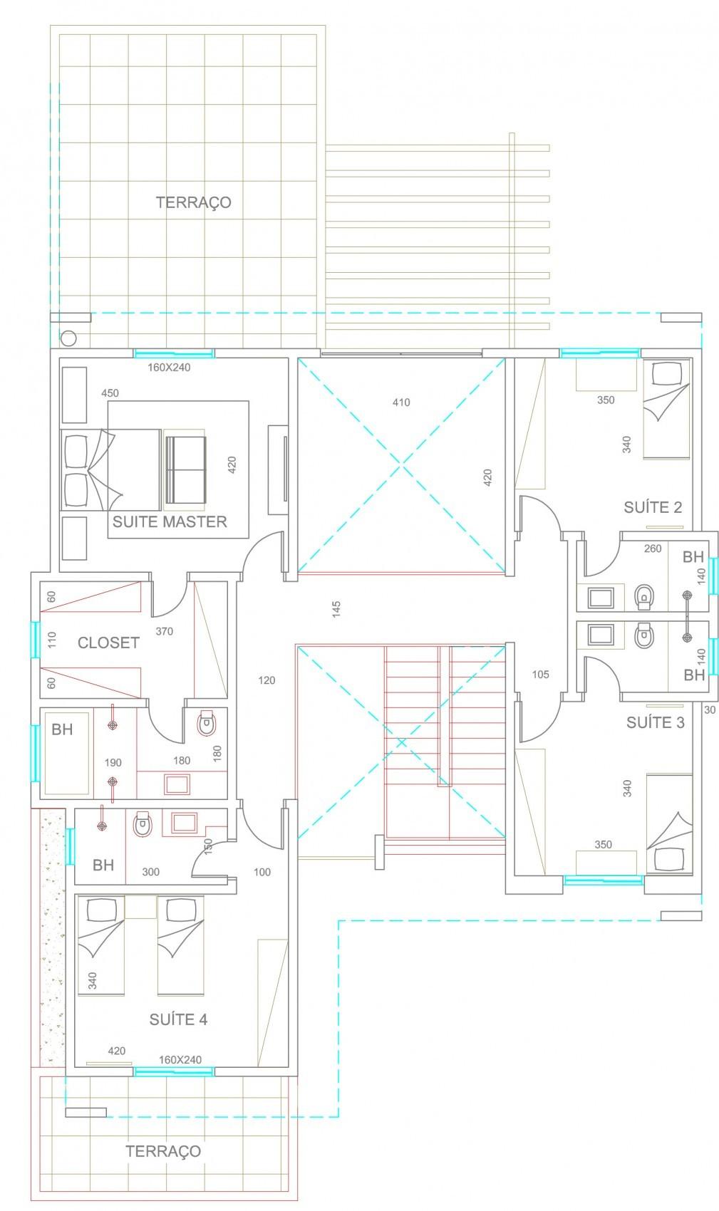 Mau Nha Dep 2 Tang 15018 Mẫu nhà đẹp 2 tầng hiện đại Residencia DF với nội thất tinh tế
