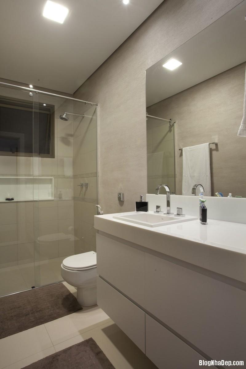 Mau Nha Dep 2 Tang 15020 Mẫu nhà đẹp 2 tầng hiện đại Residencia DF với nội thất tinh tế