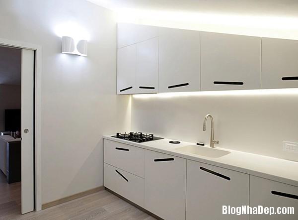 Mau Thiet Ke Nha Dep 02310 Nhà diện tích 80 m2 thiết kế theo phong cách hiện đại