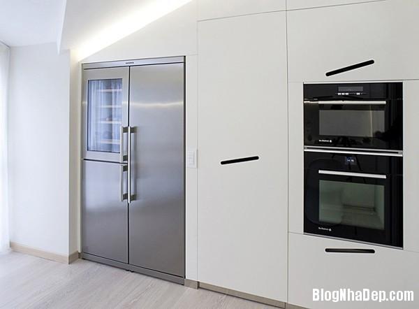 Mau Thiet Ke Nha Dep 023111 Nhà diện tích 80 m2 thiết kế theo phong cách hiện đại