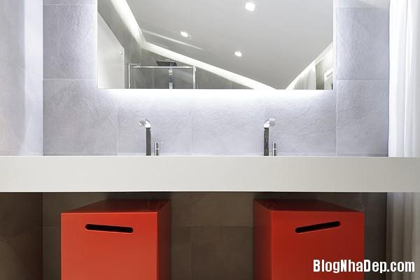 Mau Thiet Ke Nha Dep 02316 Nhà diện tích 80 m2 thiết kế theo phong cách hiện đại
