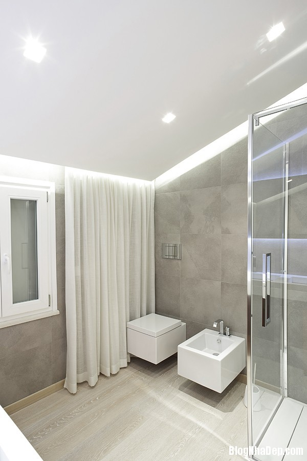 Mau Thiet Ke Nha Dep 02318 Nhà diện tích 80 m2 thiết kế theo phong cách hiện đại