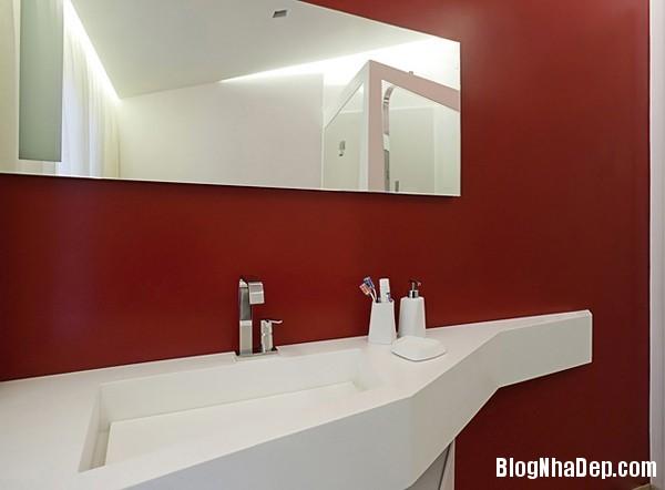 Mau Thiet Ke Nha Dep 02320 Nhà diện tích 80 m2 thiết kế theo phong cách hiện đại