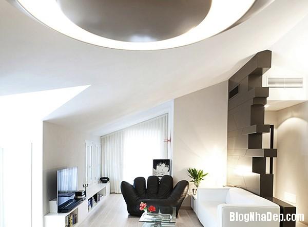 Mau Thiet Ke Nha Dep 0235 Nhà diện tích 80 m2 thiết kế theo phong cách hiện đại