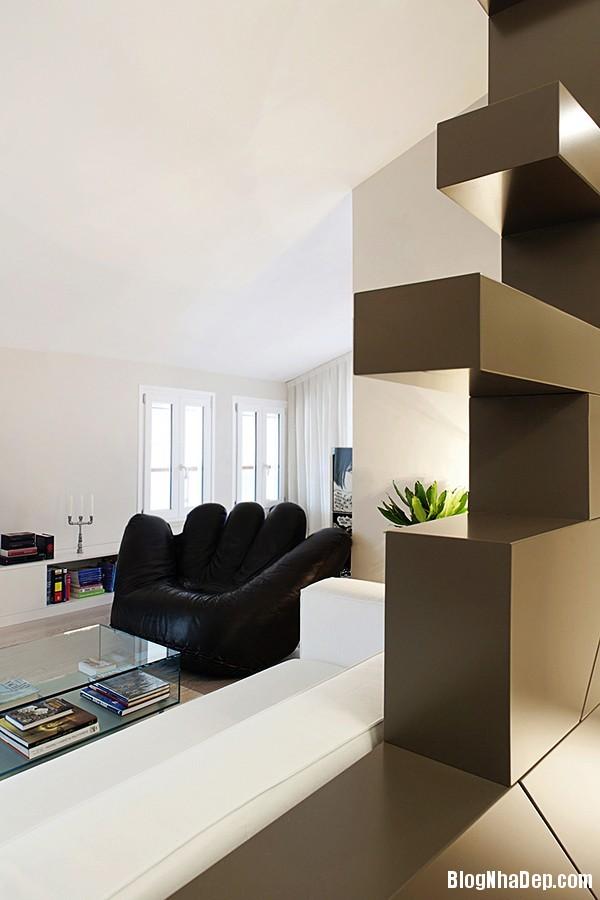 Mau Thiet Ke Nha Dep 0238 Nhà diện tích 80 m2 thiết kế theo phong cách hiện đại