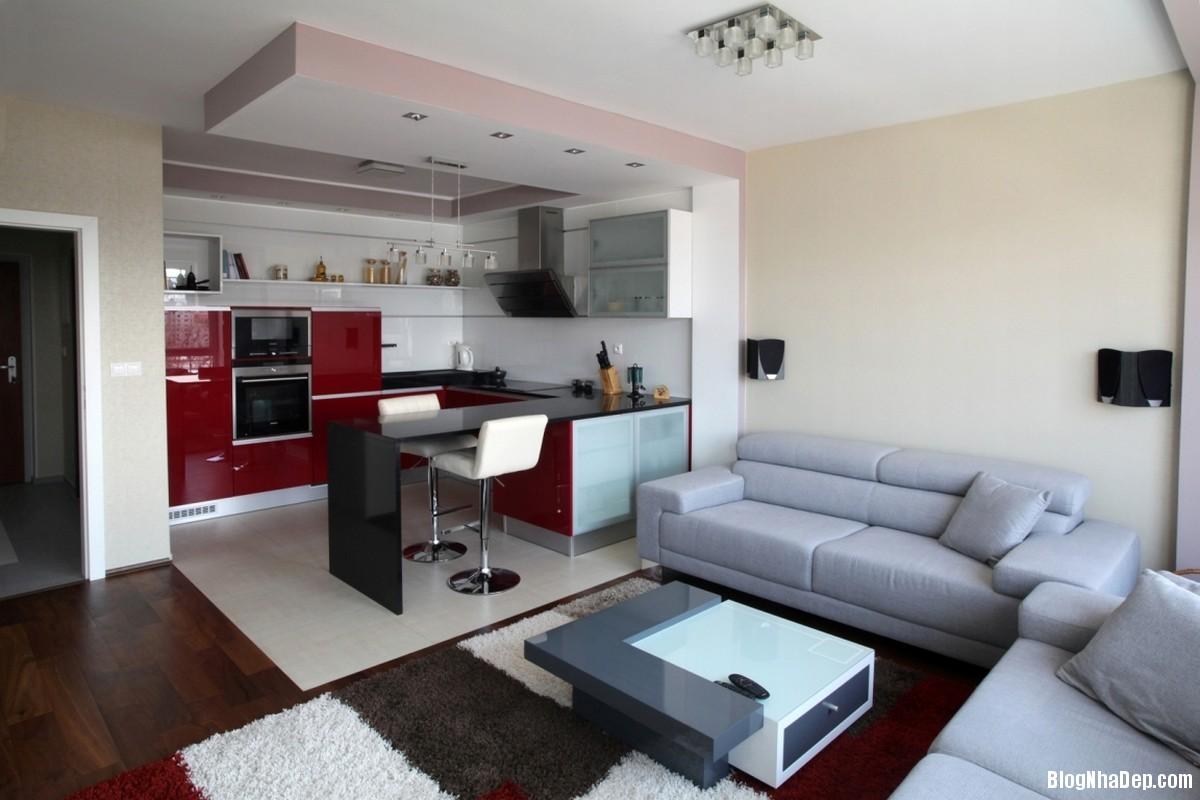 Mau Thiet Ke Nha Dep 11101 Mẫu nhà nhỏ đẹp với hai phòng