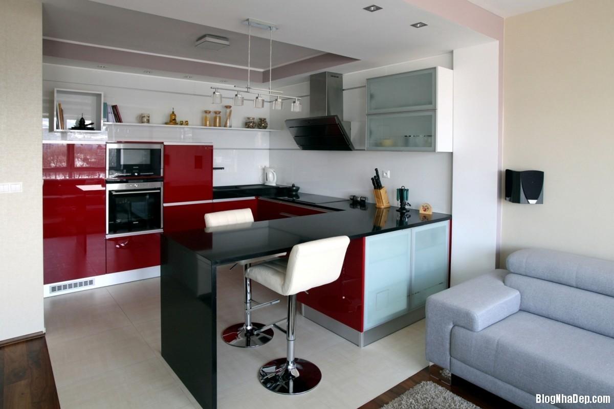Mau Thiet Ke Nha Dep 11102 Mẫu nhà nhỏ đẹp với hai phòng